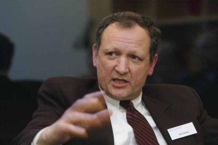 Wolfgang Achtner beim RSNG Gründungskongress 2005