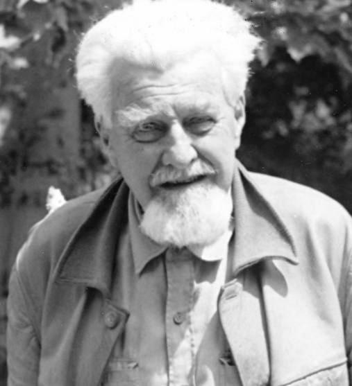 Konrad Lorenz vertrat eine evolutionäre ErkenntnistheorieAbbildung von Eurobas, CC BY-SA 3.0