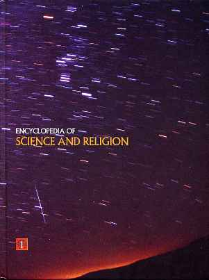 Encyclopedia of Science and Religion Book Cover