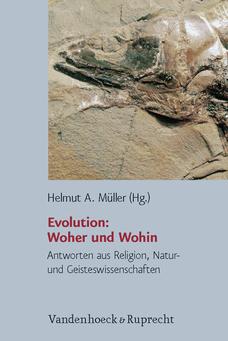 Evolution: Woher und Wohin Book Cover