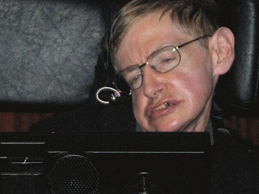 stephen hawking ist tot abendveranstaltung am 10 april. Black Bedroom Furniture Sets. Home Design Ideas