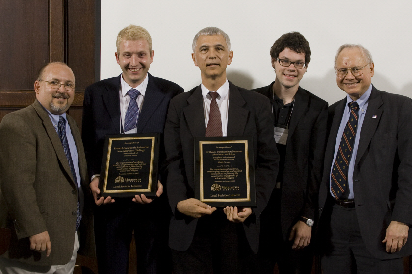 Kooperationsprojekt München - Innsbruck, auf dem RSNG-Kongress 2005 geboren, gewinnt 2007 Forschungspreis