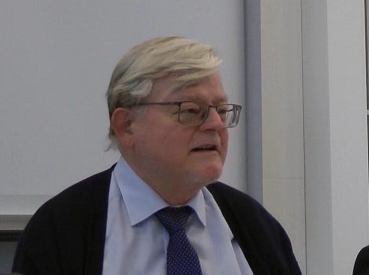 Dietmar Mieth über Menschenbilder