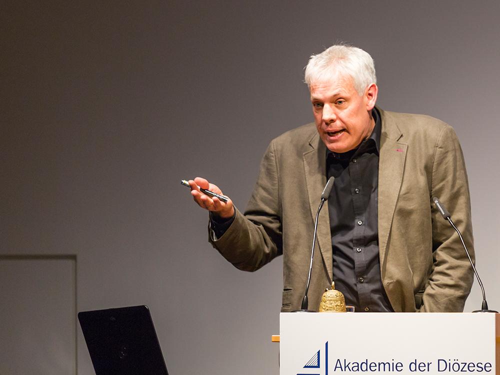 Johannes Steidle warnte bereits 2016 zusammen mit 76 Insektenforschern vor dem Insektensterben
