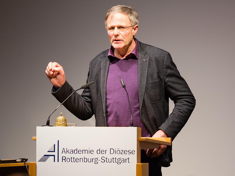 """Gerhard Glaser: """"Wir wollen die Landschaft noch mehr zum Blühen bringen."""""""