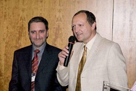 """Preisträger: Dank für den """"Supplemental Grant 2004"""" der Templeton Foundation"""
